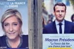 Macron - Le Pen: quel résultat de sondage sur le 2e tour?
