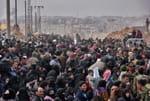 Syrie : l'exode des civils s'accélère à Alep-Est