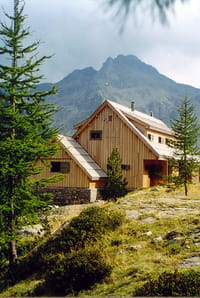 Le refuge de Cougourde