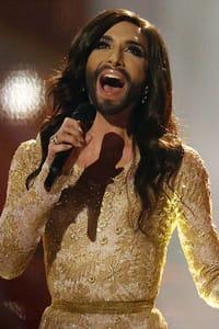 La drag queen Conchita Wurst