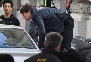 Tom Cruise n'a pas besoin de doublure pour sa cascade