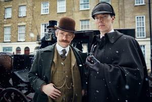 Sherlock : la saison 4 a enfin une bande-annonce et une date de sortie