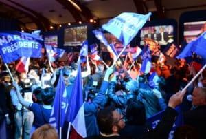 Et chez les partisans de Le Pen