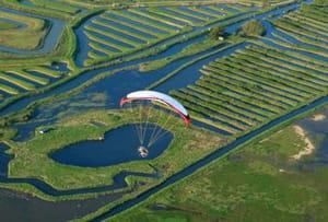 Entre ciel et eau, balade dans les marais de France