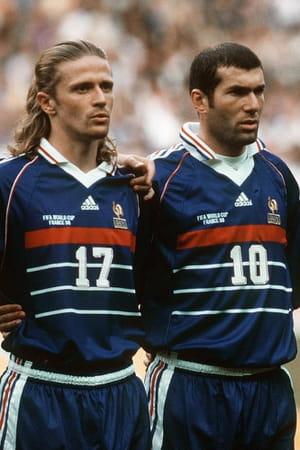 """Zidane """"ne veut plus voir"""" Emmanuel Petit"""