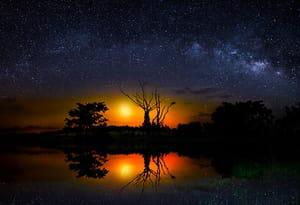 Oeil de l'Univers